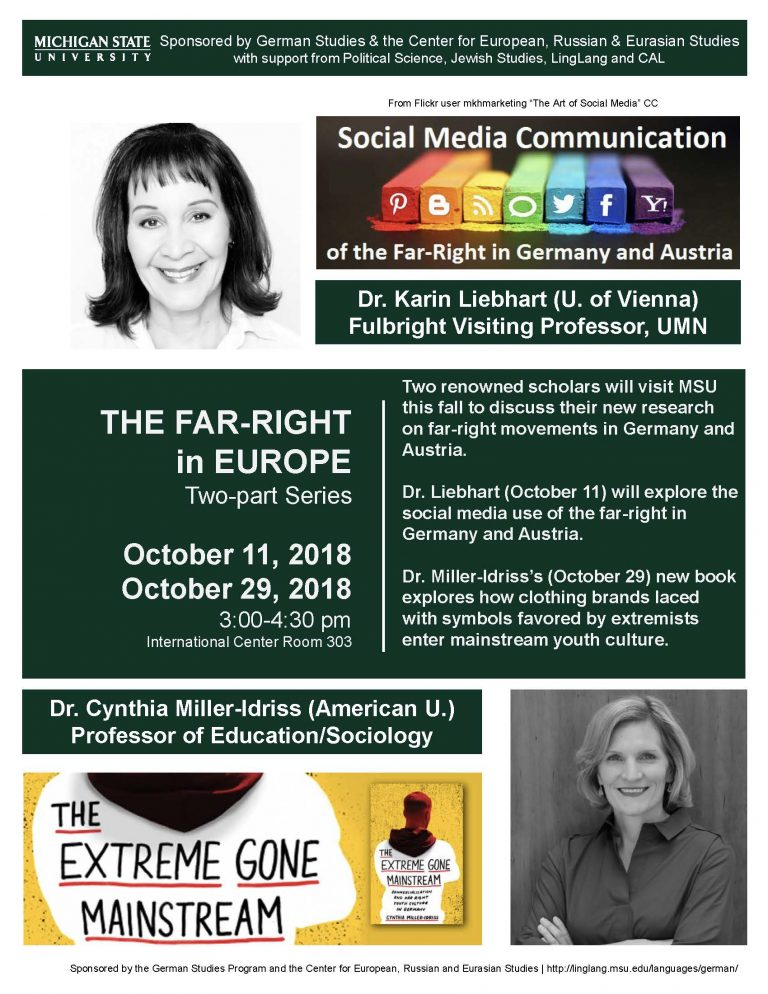 The Far-Right in Europe: Two-part Series