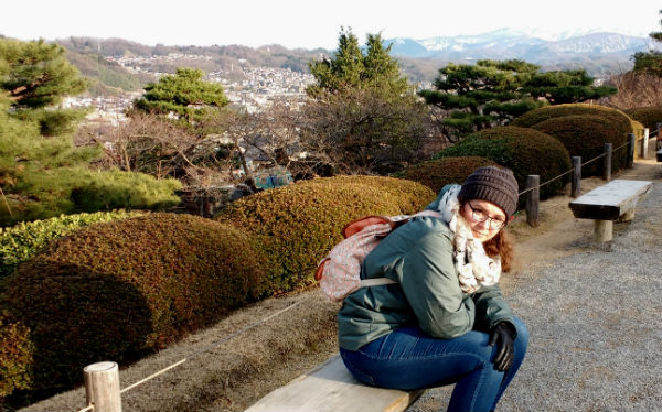 Student Spends a Year Abroad in Japan