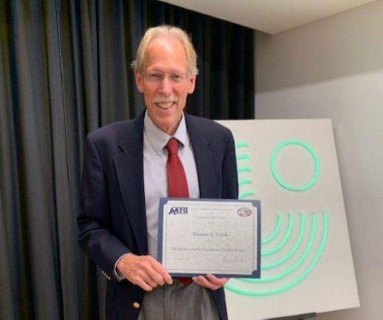 German Professor Wins 2019 Checkpoint Charlie Foundation Award