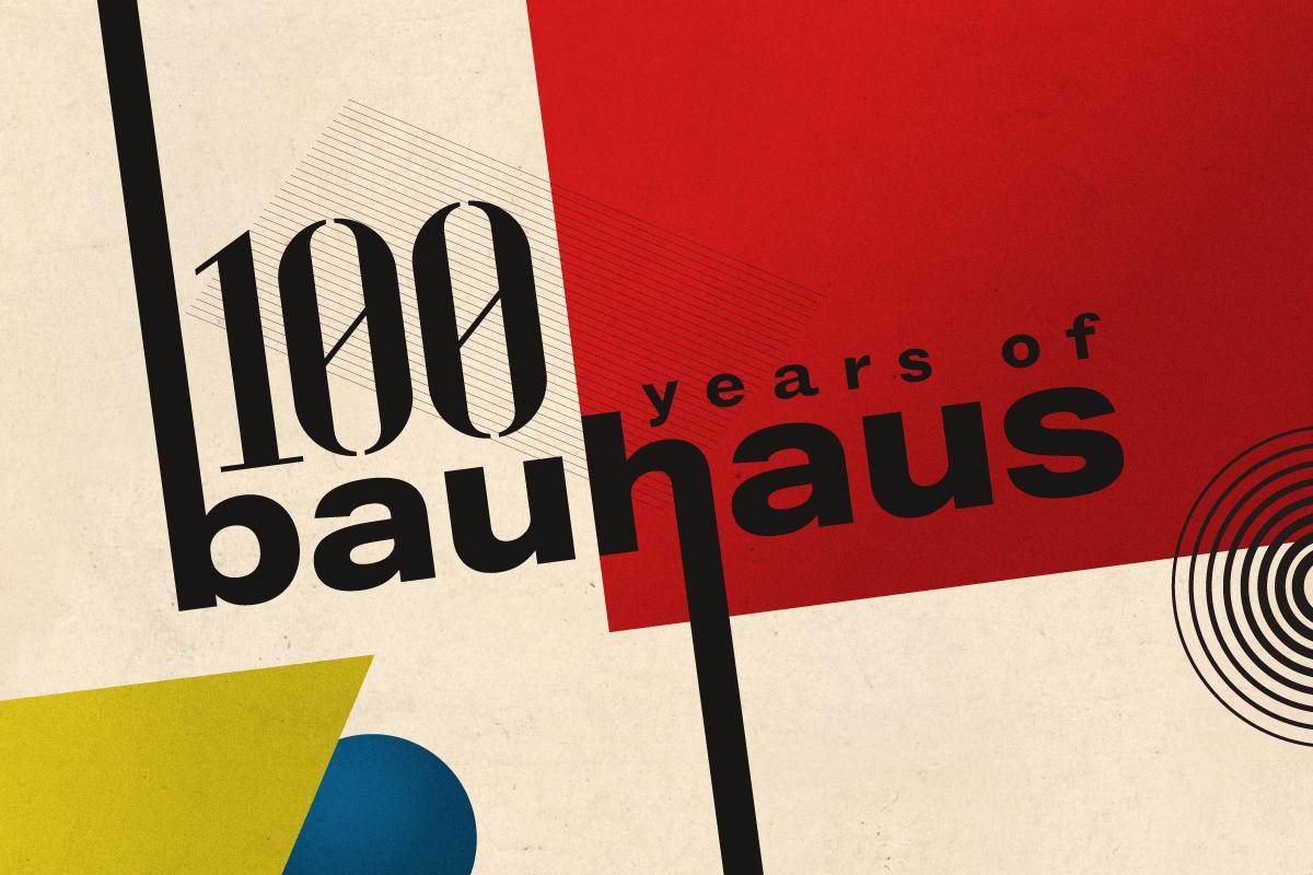 100 Years of Bauhaus at MSU