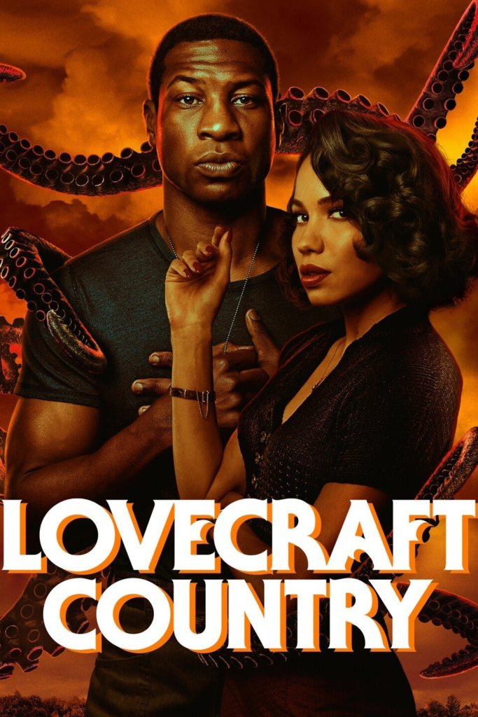 lovecraft country tv poster