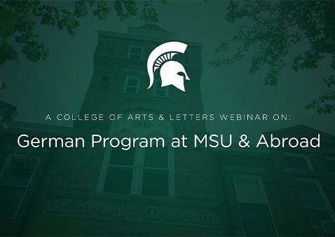 A Conversation with the MSU German Program