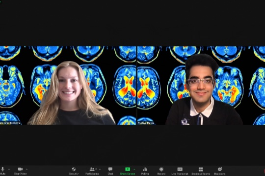 Students to Present Musical Cognition Research on National Stage
